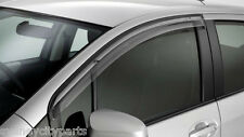 TOYOTA YARIS WEATHERSHIELD DRIVERS SIDE 3 DOOR HATCH FROM SEPT 11> NEW GENUINE