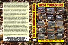 2767. West Yorkshire Bus Archive. Volume1. This DVD contains material shot in  B