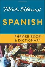 Rick Steves Spanish Phrase Book and Dictionary