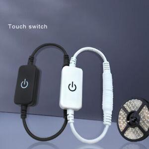 DC 12V-24V Single Color Dimmer Touch Switch For LED Strip Light LED Tape Switch