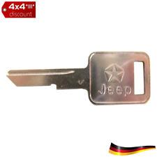 Schlüsselrohling Jeep CJ 1976/1986
