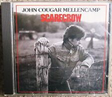 John Cougar Mellencamp Scarecrow 1st First Pressing West Germany Riva/Polygram