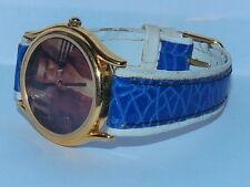 Vtg 1970's ''JAMES DEAN'' quartz watch HONG KONG Impex Watch Corp