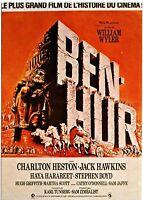 Kino # Merchandising # Film-Postkarte # Ben-Hur [William Wyler] # F. Nugeron