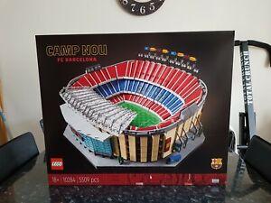 LEGO 10284 Creator Expert Camp Nou FC Barcelona Stadium 5509 pcs Brand New!