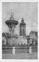 B64925 Ceske Budejovice Samsona dilo sochafe Dietricha Praha Prague   czech