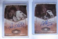 2004-05 UD Legendary Signatures Autographs #TO O'Reilly/96 Terry SP auto SSP