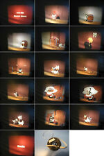 8 mm Film Erotic Zeichentrick,Comics.Ramler Maus-Antique Comedy Films