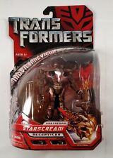 Transformers Movie Preview STARSCREAM (Protoform) Deluxe Class New Sealed