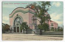 RODEPH SHOLOM SYNAGOGUE~PITTSBURGH,PA -PM 1916