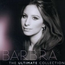 BARBRA STREISAND - THE ULTIMATE COLLECTION: CD ALBUM