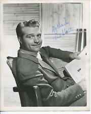 RED SKELTON COMEDIAN ACTOR IN DU BARRY WAS A LADY SIGNED PHOTO AUTOGRAPH