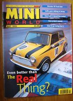 RARE VERY COLLECTABLE MINI WORLD MAGAZINE  MAY 1995 IN VERY GOOD CONDITION