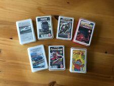 Kinderspiele Benjamin Blümchen Kartenspiel & 6 Quartett Kartenspiele NEUWERTIG