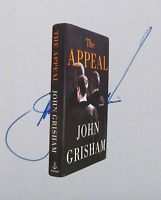 The Appeal John Grisham Signed Doubleday 2008 First Edition 1st Printing