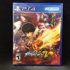 King of Fighters XIV (Sony PlayStation 4, 2016) Standard Edition / BRAND NEW