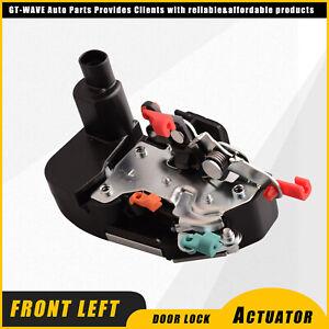 Front Left Side Door Lock Latch Actuator fits 1994-2002 Dodge Ram 1500 2500 3500