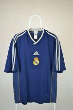 REAL MADRID SPAIN 1999 TRAINING FOOTBALL SHIRT JERSEY VINTAGE ADIDAS