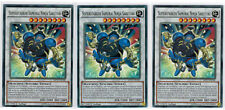 3 x superstarker samouraï ninja sarutobi mp17-de149, RARE, Mint, PLAYSET