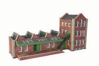 Metcalfe Small Factory OO Gauge Card Kit PO283
