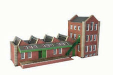Metcalfe Small Factory OO Gauge Card Kit PO283