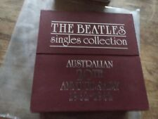 The BEATLES SINGLES COLLECTION Australia 20 TH ANNIVERSARY 1962 ~ 1982