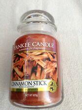 Yankee candle 'Cinnamon Stick' large jar