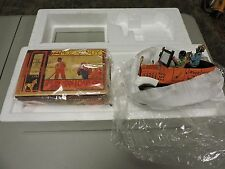 New MTH Tinplate Amos and Andy Fresh Air Taxi Cab Tin Toy, Hi-Way Henry (DCXX)