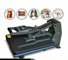 Heat Press Machine Sublimation Transfer Without Hydraulic Presser Commercial Use