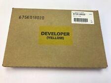 Original Xerox DC 240/250/260 Yellow Developer 675K18020 Same day shipping