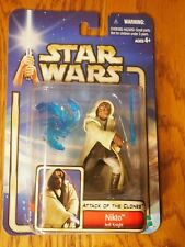 Nikto Jedi Knight Star Wars Attack of The Clones 2002 Action Figure