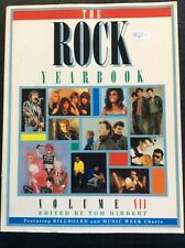 The Rock Yearbook Volume V11 1986