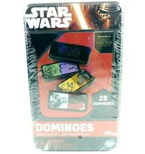 Star Wars Dominoes Collectible Tin Toys The Force Awakens edition 01370