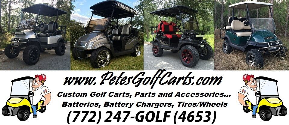 PetesGolfCarts | eBay Stores on