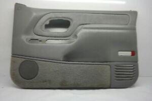 1995-2002 Chevrolet 1500 Pickup Right RH Front Passenger Door Panel