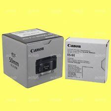 Canon EF 50mm f/1.8 STM Lens + ES-68 Lens Hood