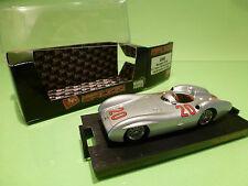BRUMM R280C MERCEDES BENZ W196C - RACE CAR 1954 - F1 SILVER GREY 1:43 - NMIB