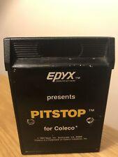 PITSTOP - EYPX - Cartouche de Jeu - Colecovision CBS Coleco Vision