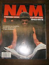 Nam N°8 - L'histoire vécue de la guerre du Vietnam - Kit carson scouts McNamara