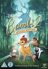 Bambi 2 DVD NEW dvd (BUA0160201)
