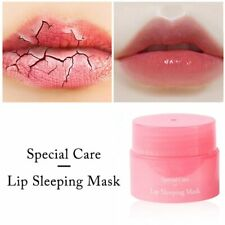 Korea Lip Sleeping Mask Night Sleep Maintenance Moistened Lip Balm the Pink Lips