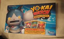 Yo-kai Watch Trading Card Game Collectors Box Robonyan Medal Yokai NEW