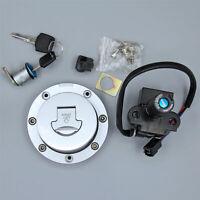 Ignition Switch Lock Gas Cap Key Set Fit for Honda CBR250 MC19/22 CBR400 NC23/29
