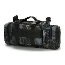 Gun Range Bag for Pistol Handgun Shooters Tactaical Gear Small Backpack MOLLE