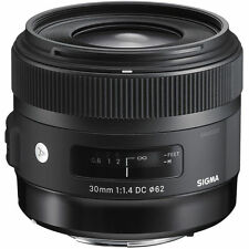 Sigma 30mm F1.4 DC HSM Art Lens For Nikon 301955, London