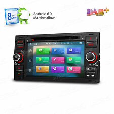 1024*600 HD Android 6.0 Octa-Core Car DVD Radio GPS For Ford C-Max (2007-2009)