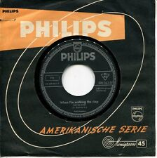 """FATS DOMINO - 7""""  When I'm Walking The Slop / I Got A Right ... (D,Philips,1963)"""