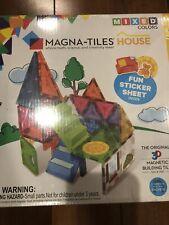 Magna-Tiles House 28 pcs. - Blocks by Magna-Tiles (18332) New NIB