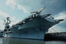 637083 CVS 11 USS Intrepid el aire de mar Museo Ciudad de Nueva York A4 Foto Impresión