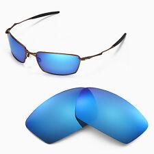 New Walleva Polarized Ice Blue Lenses For Oakley Square Whisker